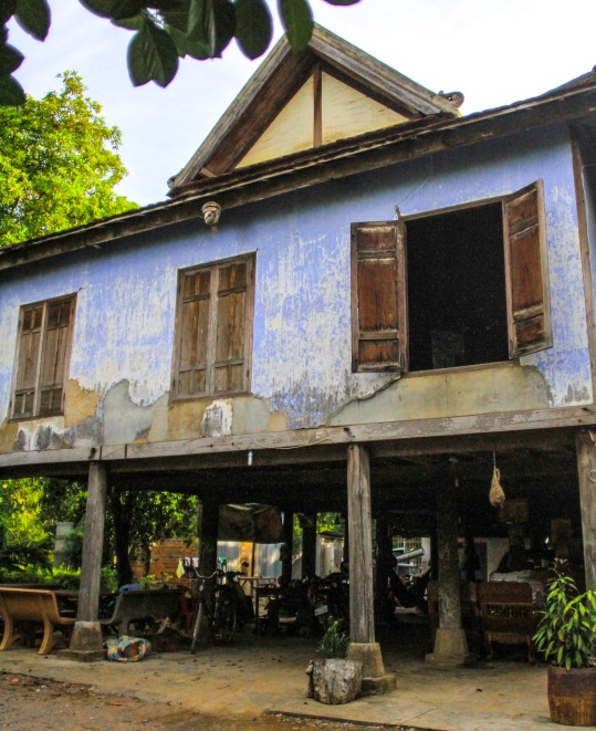 Wooden  House - 100 years old.
