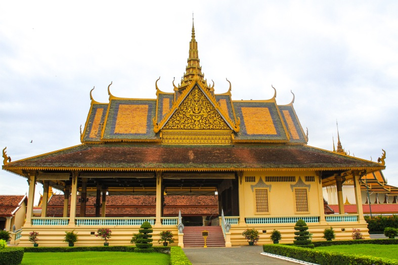 Phochani Pavillion - Classical Cambodian dance were once staged here.