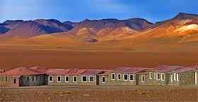 Tayka - Hotel of the Desert.